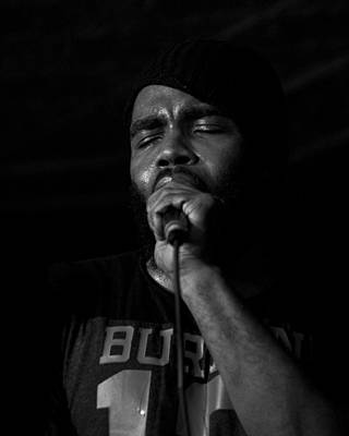 Photograph - Pharoahe Monch by Christopher Prosser