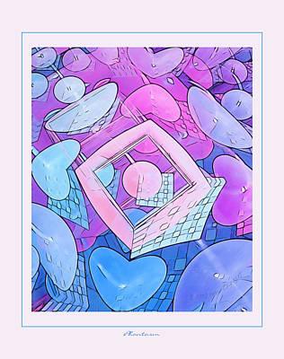 Digital Art - Phastasm by Gayle Odsather