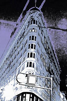 Phelan Building In San Francisco Art Print by Viktor Savchenko