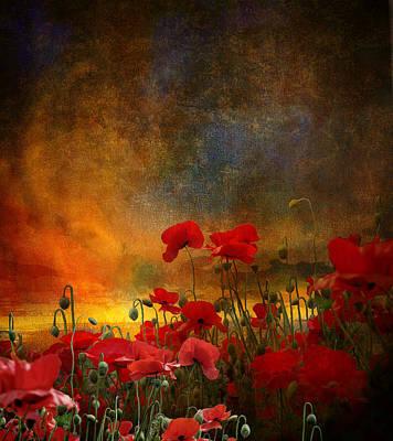 Impressionism Photos - Phil by Jeff Burgess