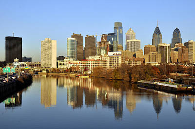 Photograph - Philadelphia 1 by Andrew Dinh