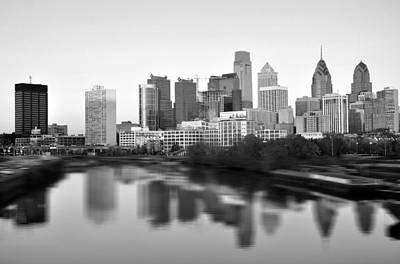 Photograph - Philadelphia 2 by Andrew Dinh