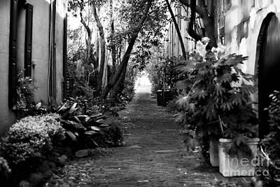 Photograph - Philadelphia Alley by John Rizzuto