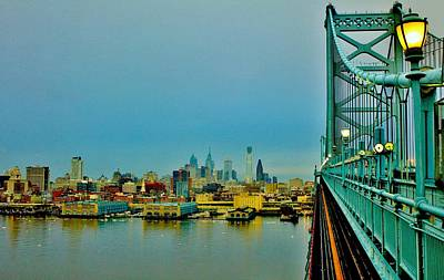 Photograph - Philadelphia by Benjamin Yeager