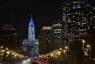 Photograph - Philadelphia City Hall by Eduard Moldoveanu