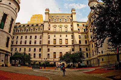 Photograph - Philadelphia City Hall by Kristia Adams