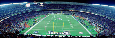 Turf Photograph - Philadelphia Eagles Nfl Football by Panoramic Images