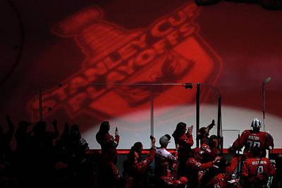 Photograph - Philadelphia Flyers V Washington by Patrick Smith