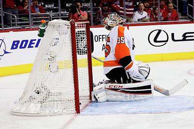 Photograph - Philadelphia Flyers V Washington by Rob Carr