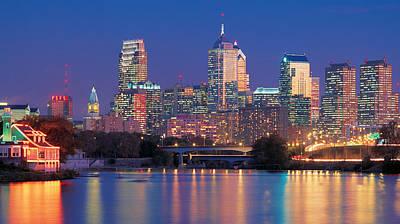 Northeast Photograph - Philadelphia, Pennsylvania by Panoramic Images