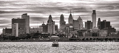 Photograph - Philadelphia Silver by Olivier Le Queinec