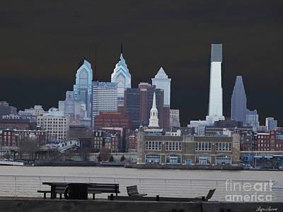 Photograph - Philadelphia Skyline by Lyric Lucas