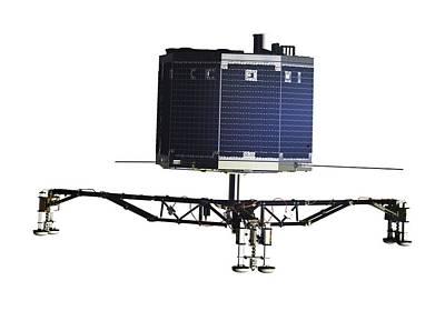 Philae Lander Art Print by European Space Agency,atg Medialab