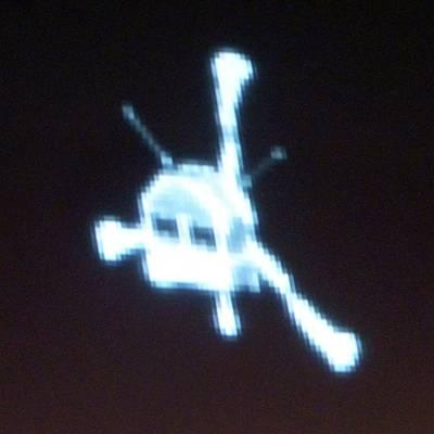 Philae Lander Module Art Print by Esa/rosetta/mps For Osiris Team Mps/upd/lam/iaa/sso/inta/upm/dasp/ida/detlev Van Ravenswaay