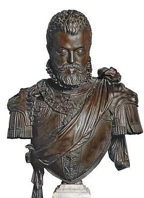 Philip II Of Spain 1527-1598. King Art Print