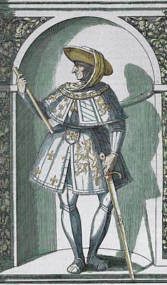 Philip IIi 'the Good' (dijon, 1396 Art Print