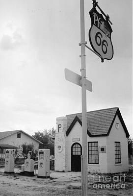 Photograph - Phillips 66 by Crystal Nederman
