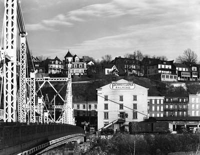 Photograph - Phillipsburg, 1935 by Granger