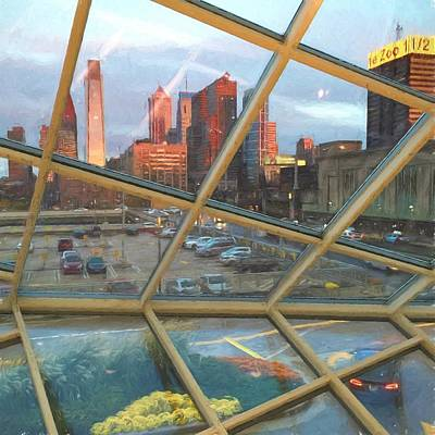 Photograph - Philly Shines by Alice Gipson