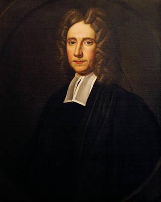 Philosopher Photograph - Philosopher Samuel Clarke by Bodleian Museum/oxford University Images