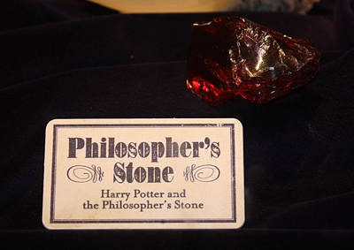 Photograph - Philosopher's Stone by David Nicholls