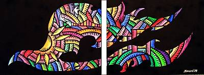 Phoenix Sf Art Print