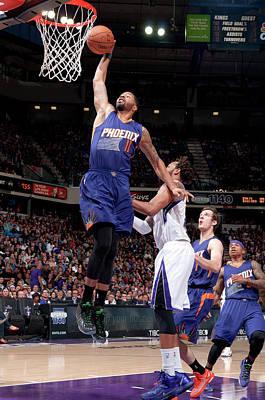 Photograph - Phoenix Suns V Sacramento Kings by Rocky Widner