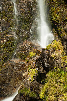 Photograph - Photeng Waterfall by U Schade