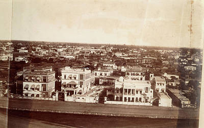Miscellaneous Photograph - Photograph Of Calcutta by British Library