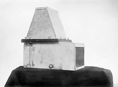 Photograph - Photography Camera, C1909 by Granger