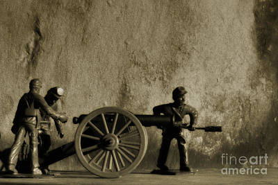 Youth Digital Art - Photos From The Front Civil War One by Randy Steele