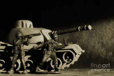 Youth Digital Art - Photos From The Front World Wars  by Randy Steele