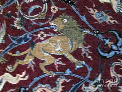 Persian Symbols Wall Art - Photograph - Photos Of Persian Antique Rugs Kilims Carpets Lion by & Persian Symbols Art (Page #5 of 5) | Fine Art America