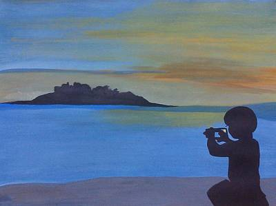 Painting - Photoshoot by Surbhi Grover