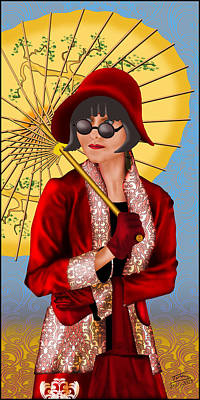 Phryne Original by Troy Brown