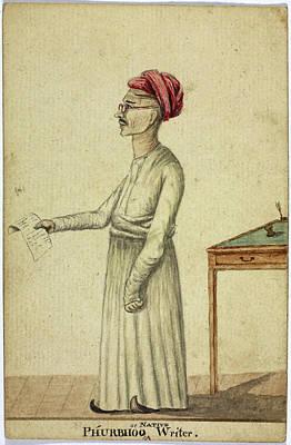 Phurbhoo Art Print by British Library