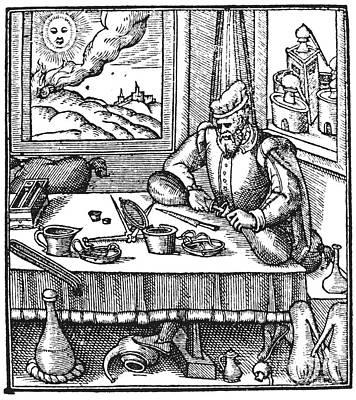 Physician, 1576 Art Print by Granger