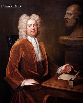 18th Century Photograph - Physician by Bodleian Museum/oxford University Images