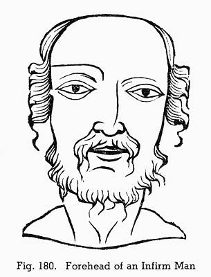 Physiognomy, C1658 Art Print by Granger