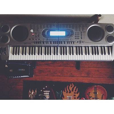 Piano Photograph - Piano Days. #piano #worship #vsco by Ryan Spaulding