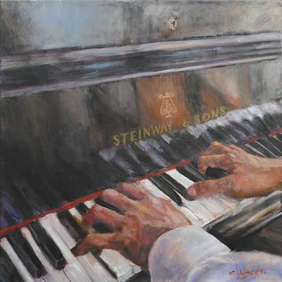 Piano Hands Original by Claiborne Hemphill-Trinklein