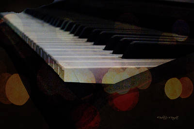 Photograph - Piano Magic by Paulette B Wright