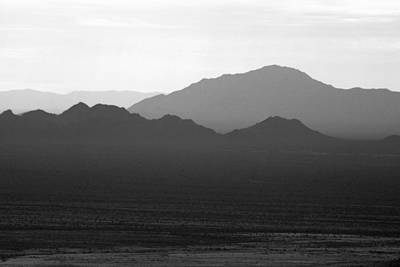 Photograph - Picacho Desert View No.2 by Daniel Woodrum