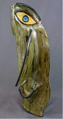 Sculpture - Picasso by Mario MJ Perron