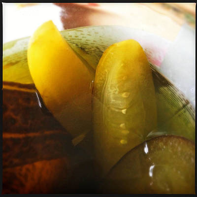 Food And Beverage Photograph - Pickles by Matthias Hauser