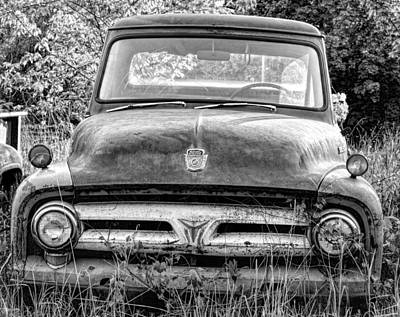 Photograph - Pickup Truck 4 by John Crothers
