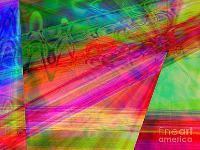 Digital Art - Picnic - Kristi Kruse by Kristi Kruse