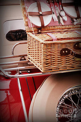 Photograph - Picnic Ready by Valerie Reeves