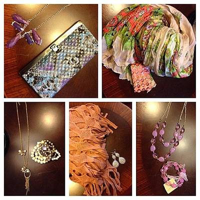 Jewelry Photograph - #picstitch #accessories #jewelry by Kristin Hecker