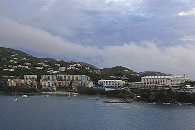 Picture Perfect Saint Thomas  Art Print by Willie Harper